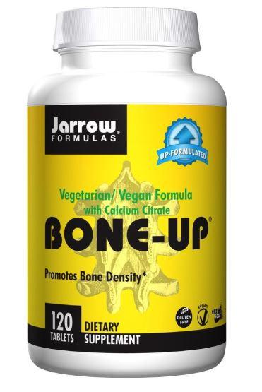 Image of Bone-Up Vegetarian/Vegan Formula With Calcium Citrate (120 tablets) - Jarrow Formulas