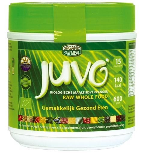 Image of Juvo organic raw meal - 600 grams - Juvo